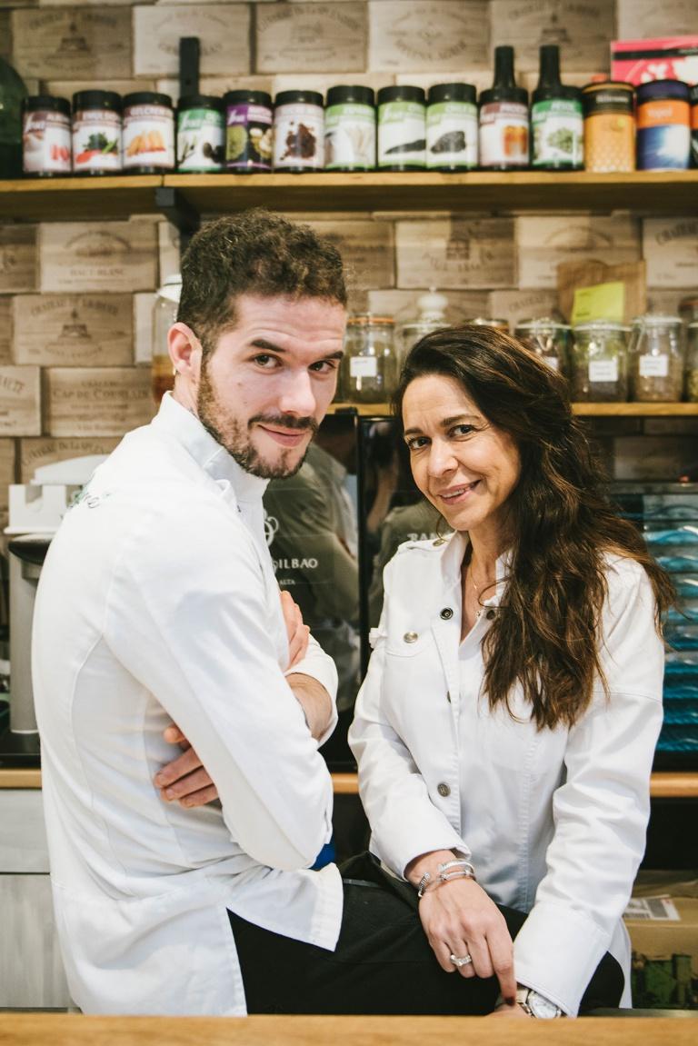 A. SAN JULIÁN + I. MIRANDA
