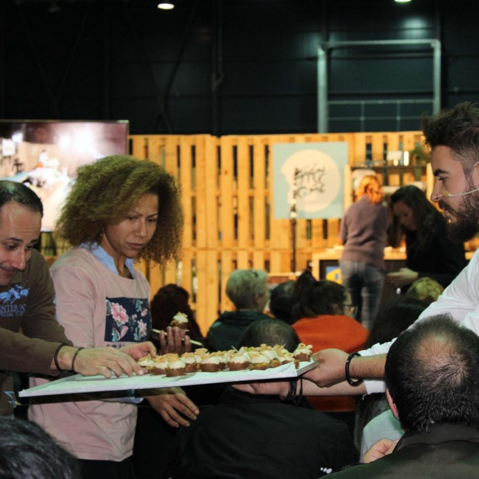 GijónSeCome se afianza como el festival gastronómico más innovador de  Asturias