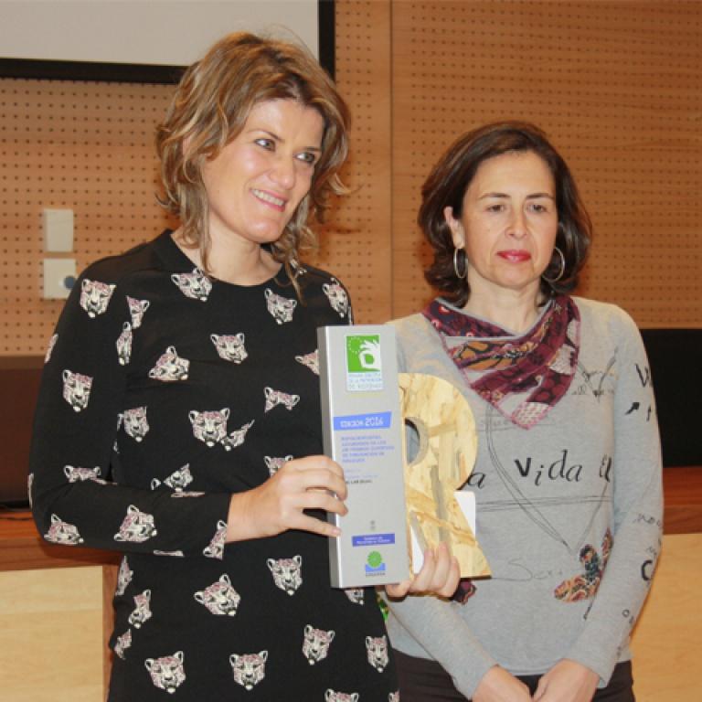 GijónSeCome recibe el premio regional de la Semana Europea de Prevención de Residuos