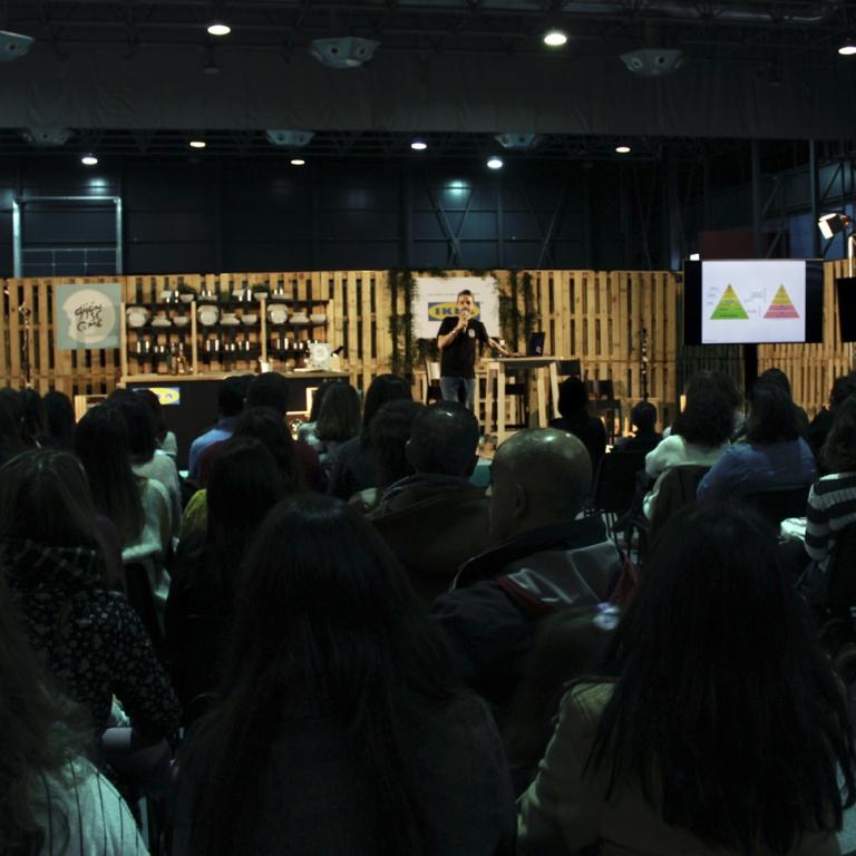 GijónSeCome 2017 abre sus puertas con un gran éxito de público