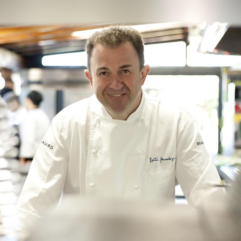 """Martín Berasategui: """"La cocina asturiana ha sabido buscar la esencia y marcar la diferencia con  ingredientes de lujo"""""""