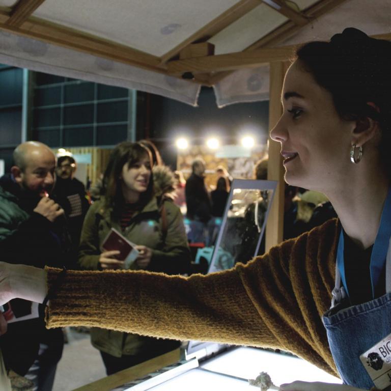 Abiertu'l plazu d'inscripción d'espositores para GijónSeCome 2018