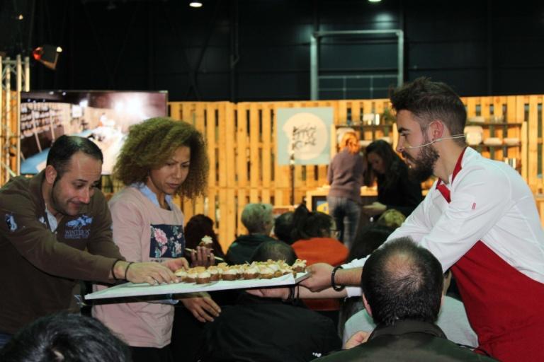 Espectáculo y ocio gastronómico en el mayor festival culinario de Asturias