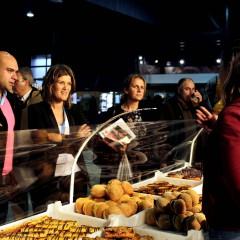 Visita del Concejal de Festejos y Deporte de Gijón