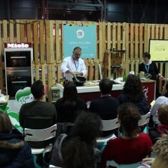 Taller de Sergio Rama con Ternera Asturiana