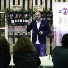 Borja Fernández, embajador de marca de Martini.