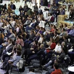 Público frente al 'Escenario Mahou'.