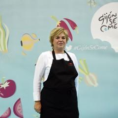 ari Carmen Vélez (La Sirena, Alicante), chef de uno de los 100 mejores restaurantes de España en la categoría de arroces