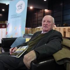 Firma de libros con José Antonio Fidalgo, autor de 'Recetas para amar Asturias'