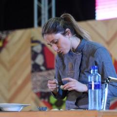 La cocinera Lucía Freitas (1 Estrella Michelin)