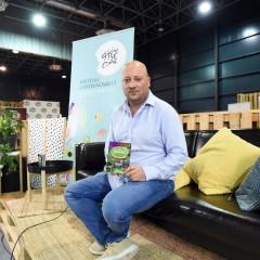 El bloguero y escritor gastronómico David Castañón (Les Fartures)